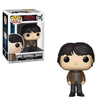 Mike Snowball Dance Funko Pop! Television Stranger Things