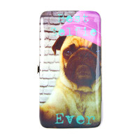 Best Selfie Ever Dog Hardcase Wallet