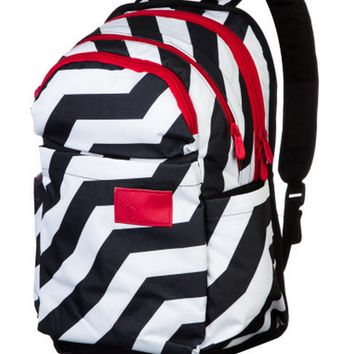 Volcom Anywhere Backpack (Black/White)