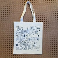 SAULT New England Grocery Tote