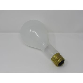 Philips 500W Incandescent PS35 Light Bulb Frosted Mogul E39 5F-PS35 Vintage -- New