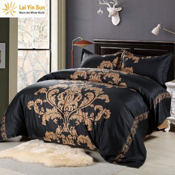 Lai Yin Sun Bedding Set Painting Bohemia 3PCS 3D bedding sets Boho Mandala 1 Duvet cover set 2 PCS Std. Sham  US Queen size