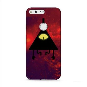 Bill Cipher Red Cloud Google Pixel 2 case
