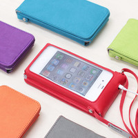 iPhone 4/4S Shoulder Pouch