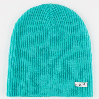 Neff Daily Beanie Teal Green One Size For Men 15726551201