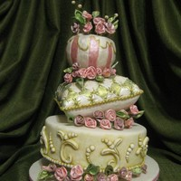 2009 WHIMSICAL / TOPSY-TURVY CAKE CONTEST by mariateresa on Cake Central