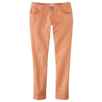 Mossimo Supply Co. Juniors Cropped Denim Pant - Assorted Colors