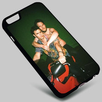 James Franco and Seth Rogen The Interview Iphone 4 4s 5 5s 5c 6 6plus 7 Samsung Galaxy s3 s4 s5 s6 s7 HTC Case