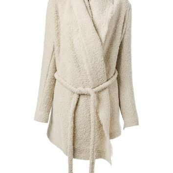 Lost And Found 'Alabaster' coat
