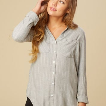 Altar'd State Graymont Top - Long Sleeve - Tops - Apparel
