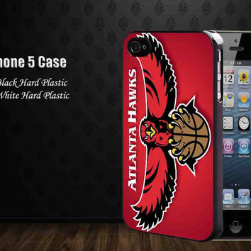 Atlanta Hawks,Iphone 5 case,accesories case,cell phone