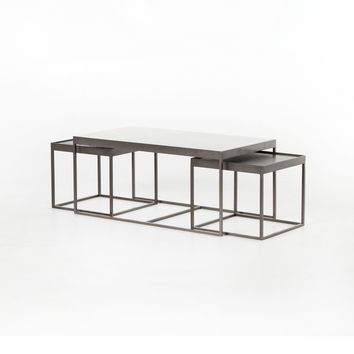 DEBRA NESTING COFFEE TABLE