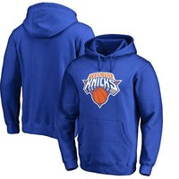 Licensed Sports Westchester Knicks Fanatics Branded Primary Logo Big & Tall Pullover Hoodie - KO_20_2