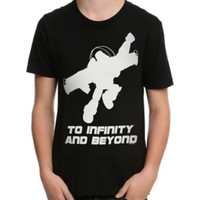Disney Toy Story Buzz Lightyear To Infinity And Beyond T-Shirt