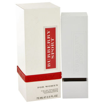 Burberry Sport By Burberry Eau De Toilette Spray 2.5 Oz