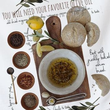 Bread Dipping Oil.