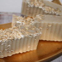 Coconut Oatmeal Soap