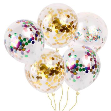 Confetti Filled Birthday Balloons