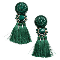 Earrings with Tassels - from H&M