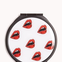 Lovely Lips Mirror Compact