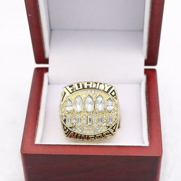 XW005 JN dropshipping 1994 San Francisco 49ers championship Rings for mens football rings