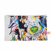 "Rebecca Fisher ""Buzz"" Multicolor Dog Everything Bag"