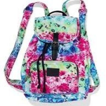 floral backpack purse Backpack Tools