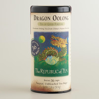 The Republic of Tea Dragon Oolong Tea - World Market