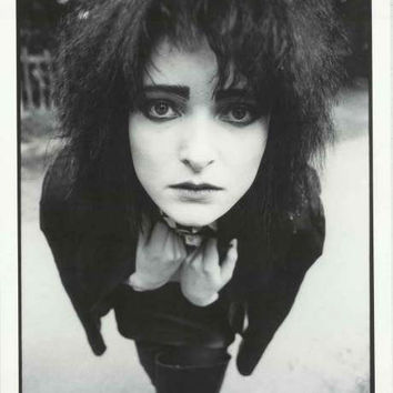Siouxsie Sioux London 1981 Poster 23x33