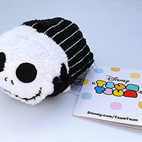 "New Disney Store Mini 3.5"" (S) Tsum Tsum JACK SKELLINGTON (Nightmare Before Christmas Collection)"