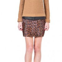 AS by DF Lucy Basketweave Sweater