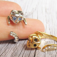 SALE  3 Rings Buy 2 Get 1 Free   Beautiful Cat Rings by OnlyCats