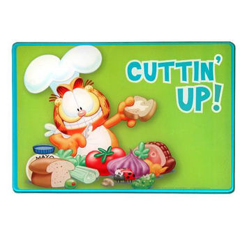 Garfield Cutting Board (8 x 12)