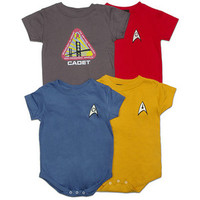 Star Trek Uniform Bodysuits