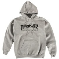 Thrasher Skate Mag Pullover Sweatshirt - Men's at CCS
