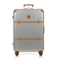 Bric's Designer Travel Bags Bellagio Metallo 30 Spinner Trunk