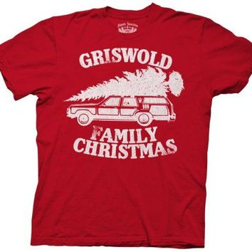 Christmas Vacation Griswold Family Christmas Adult T-shirt T
