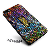 League of Legends All Hero Mosaic iPhone 4s iphone 5 iphone 5s iphone 6 case, Samsung s3 samsung s4 samsung s5 note 3 note 4 case, iPod 4 5 Case