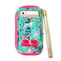 iPhone 5/5S/SC Carded ID Smart Phone Wristlet
