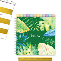 Planner 2016/2017 - Weekly Planner - 2016 Diary - Gift - Large Planner - Gift for friend - Student Planner