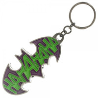 Batman Joker Metal Keychain
