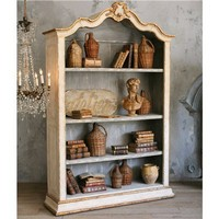 Eloquence Rousseau Bookcase