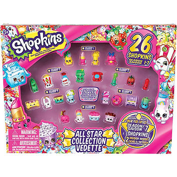 Shopkins All-Star Collection