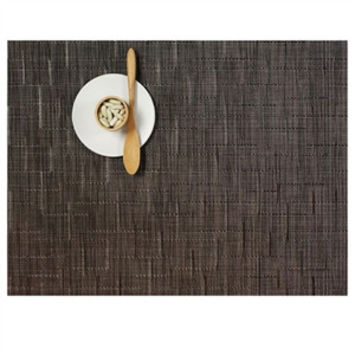 Chilewich Bamboo Rectangular Placemat | Chocolate