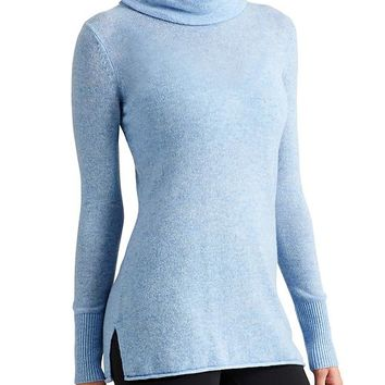 Athleta Womens Cashmere Surrey Sweater