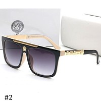Versace Fashion Trend Glasses UV Protection Polarized Sunglasses F-ZXJ #2