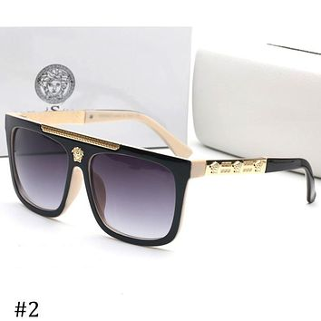 Versace Fashion Trend Glasses UV Protection Polarized Sunglasses F-ZXJ  2 e2f149d7e5