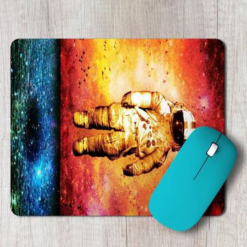 Rectangle Mouse Pad Brand New Deja Entendu