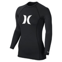 Hurley One And Only Long-Sleeve Women's Rashguard