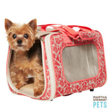 Martha Stewart Pets™ Folding Pet Carrier